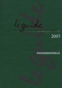 JNA - Le guide des professions juridiques en 2 volumes - Edition 2005. 1 Cédérom
