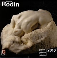 Jnf Productions - Auguste Rodin - Calendrier 2010.