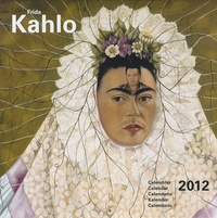 Jnf Productions - Calendrier 2012 Frida Kahlo.