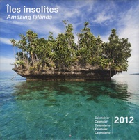 Jnf Productions - Calendrier 2012 Iles insolites.