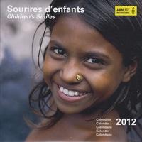 Jnf Productions - Calendrier 2012 Sourires d'enfants - Amnesty International.