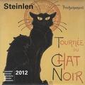 Jnf Productions - Calendrier 2012 Steinlen.