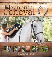 Checkpointfrance.fr Je monte à cheval - Tout savoir sur le monde du cheval et de l'équitation Image