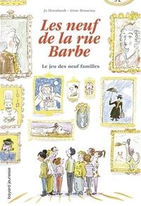 JO DOMINIQUE HOESTLANDT - Les 9 de la rue Barbe, Tome 03 - Le jeu des neuf familles.