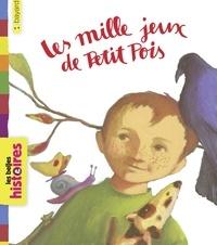 Nathalie Novi et JO DOMINIQUE HOESTLANDT - Les mille jeux de petit Pois.