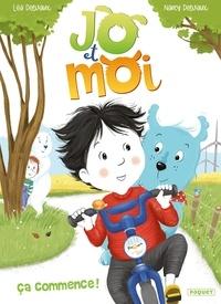 Nancy Delvaux - Jo et Moi T1 - ça commence!.