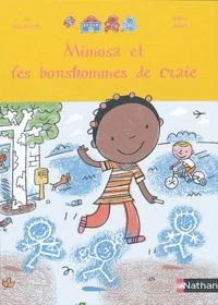 Jo Hoestlandt et Peter Allen - Mimosa et les bonshommes de craies.