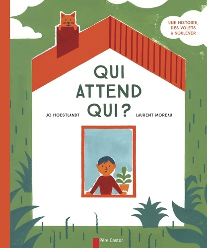 Jo Hoestlandt et Laurent Moreau - Qui attend qui ?.