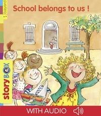 Jo Hoestlandt - School belongs to us!.