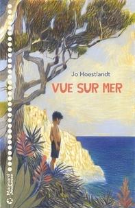 Jo Hoestlandt et Jocelyne Hoestlandt - Vue sur mer.