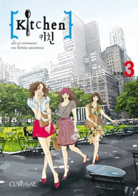 Jo Joo Hee - Kitchen Tome 3 : .