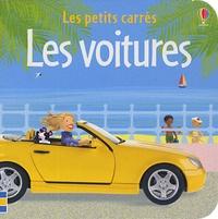Jo Litchfield et Francesca Allen - Les voitures.
