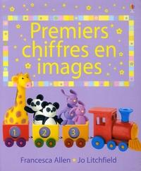 Jo Litchfield et Francesca Allen - Premiers chiffres en images.