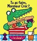 Jo Lodge - Tu as faim, Monsieur Croc ?.