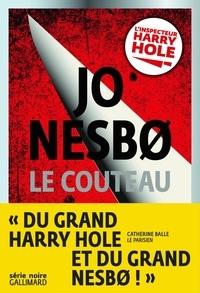 Téléchargement ebook deutsch kostenlos Le couteau 9782072782206 par Jo Nesbo
