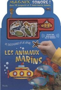 Jo Parry - Les animaux marins.