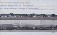 Jo Struyven - La côte de Normandie et les plages du débarquement - 90 kms de côtes, des détails militaires et des photos du débarquement, hier et aujourd'hui.