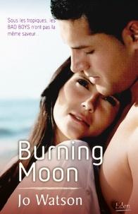 Histoiresdenlire.be Burning Moon Image