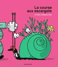 Jo Witek et Stéphane Kiehl - La course aux escargots.