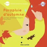 Jo Witek et Emmanuelle Halgand - Parapluie d'automne. 1 CD audio