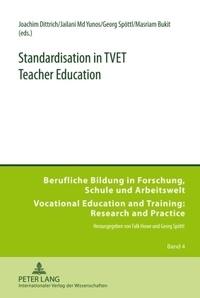 Joachim Dittrich et Jailani md Yunos - Standardisation in TVET Teacher Education.