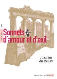 Joachim Du Bellay - Sonnets d'amour et d'exil.
