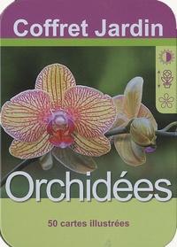 Joachim Mayer - Orchidées - 50 cartes illustrées.