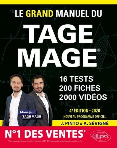Le Grand Manuel du Tage Mage 4e édition