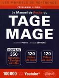 Joachim Pinto et Arnaud Sévigné - Le manuel de poche du TAGE MAGE.