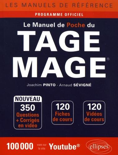 Le manuel de poche du TAGE MAGE  Edition 2018