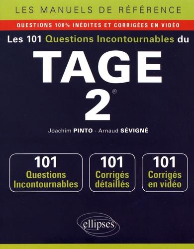 Joachim Pinto et Arnaud Sévigné - Les 101 questions incontournables du TAGE 2.