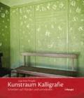 Joachim Propfe - Kunstraum Kalligrafie - Schreiben auf Wänden und Leinwänden.
