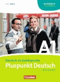 Joachim Schote et Friederike Jin - Pluspunkt Deutsch 1b. Kursbuch. Neubearbeitung - Teilband 2 des Gesamtbandes 1 (Einheit 8-14) - Europäischer Referenzrahmen: A1.