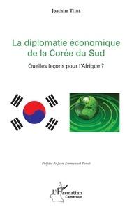 Deedr.fr La diplomatie économique de la Corée du Sud - Quelles leçons pour l'Afrique ? Image