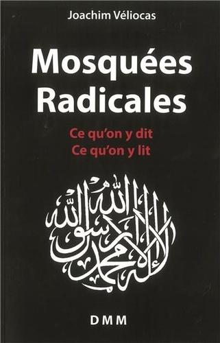 Joachim Véliocas - Mosquées radicales - Ce qu'on y dit, ce qu'on y lit.
