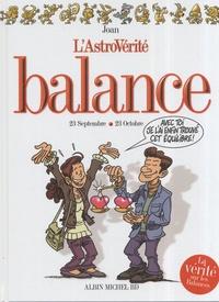 Joan - Balance - 23 Septembre-23 Octobre.