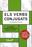 Joan-Baptista Xuriguera - Els verbs conjugats.