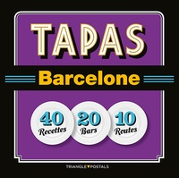 Joan Barril et Jordi García - Tapas Barcelone.