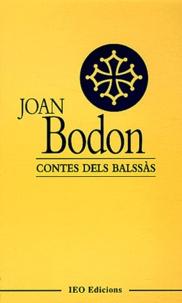 Joan Bodon - Contes dels Balssàs.