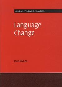 Joan Bybee - Language Change.