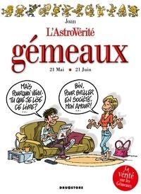 Joan - Gémeaux.