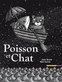 Joan Grant - Poisson et Chat.