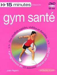 Joan Pagano - Gym santé - Tonus, minceur et souplesse. 1 DVD