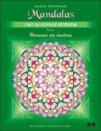 Rhonealpesinfo.fr Mandalas - l'art du voyage interieur - Tome 4 : Harmonie des émotions Image
