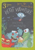 Joann Sfar et Sandrina Jardel - 3 histoires de Petit Vampire Tome 2 : Docteur Marguerite.