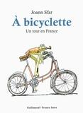 Joann Sfar - A bicyclette.