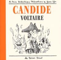 Joann Sfar et  Voltaire - Candide.