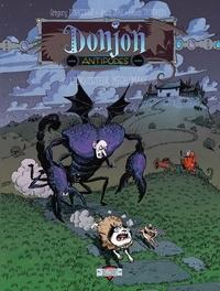 Joann Sfar et Lewis Trondheim - Donjon Antipodes Tome - 9999 : L'Inquisiteur mégalomane.