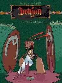 Joann Sfar et Lewis Trondheim - Donjon Crépuscule Tome 101 : Le Cimetière des dragons.