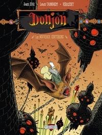 Joann Sfar et Lewis Trondheim - Donjon Crépuscule Tome 105 : Les nouveaux Centurions.
